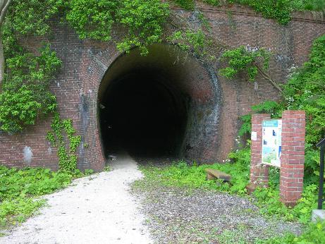 北陸本線トンネル