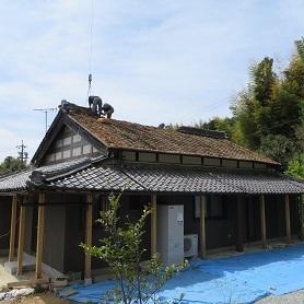 屋根工事・5