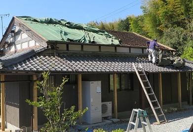屋根工事・10