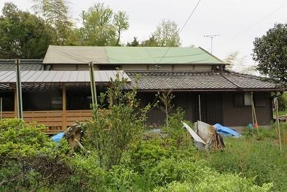 屋根工事・2の2