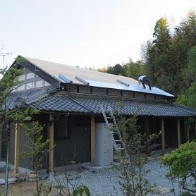 屋根工事・2の13