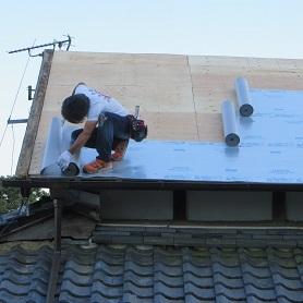屋根工事・2の14