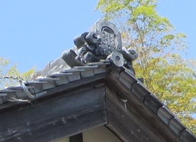 屋根瓦・2