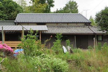 屋根完成・4の2