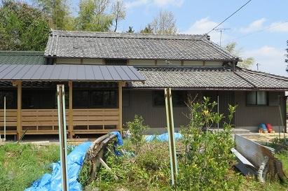 屋根完成・3の2