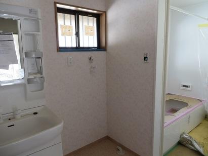浴室、問題発生・1