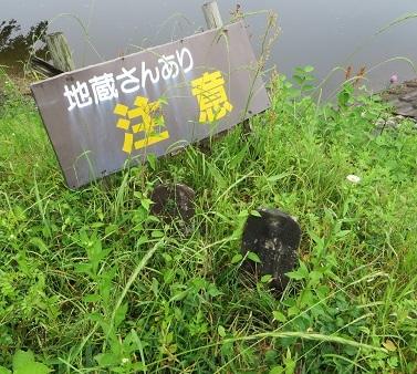 山上の沼・5