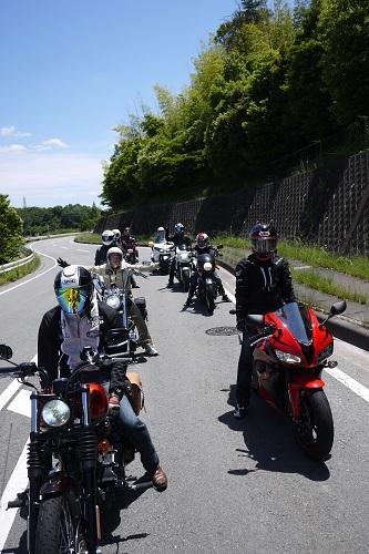 藤ヶ丘食堂ツーリング1704-010b