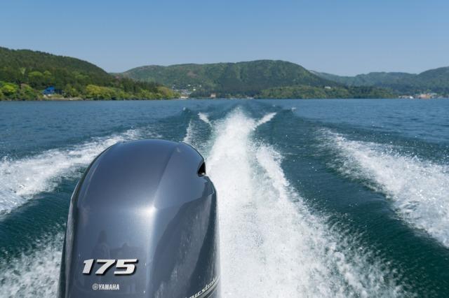 モーターボート-001