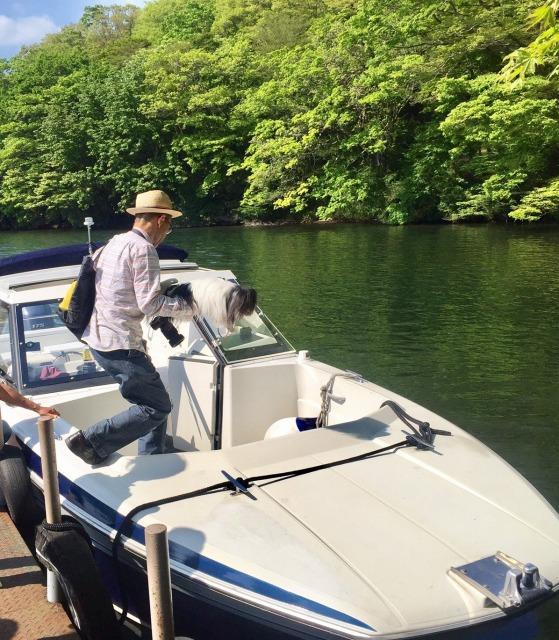 モーターボート-010
