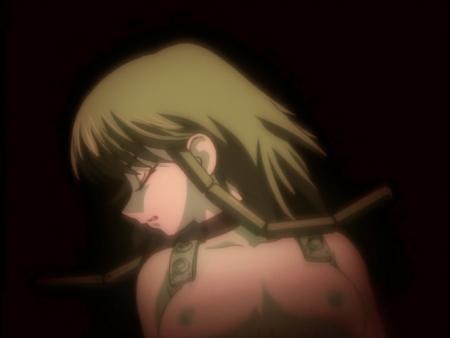 勇者王ガオガイガーFINAL<br /> ルネ・カーディフ・獅子王の胸裸ヌード乳首43