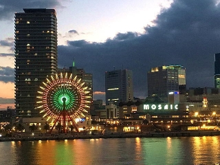 170527_0520 友人の元同僚の披露宴二次会at神戸メリケンパークオリエンタルVGA