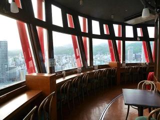 170609「神戸ポートタワー・スカイラウンジ回転喫茶室」Resize_P1670198_VGA