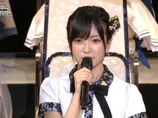 170622「第9回AKB総選挙」須藤凜々花が結婚宣言VGA