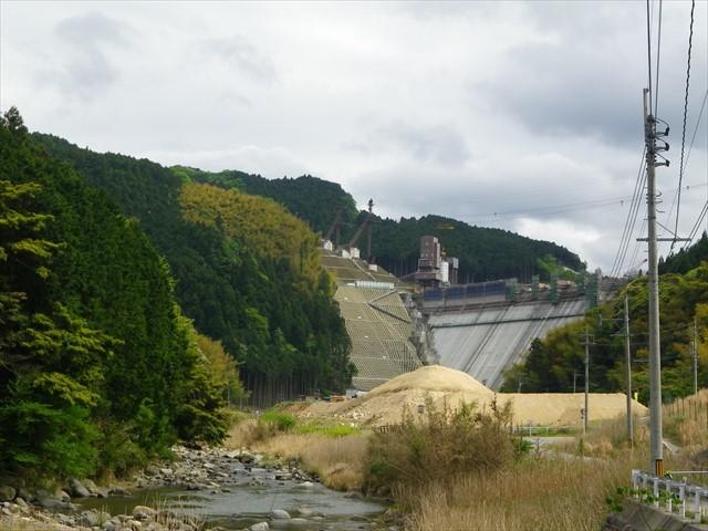 20170507 伊良原ダム建設現場