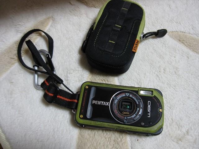 PENTAX Optio W90
