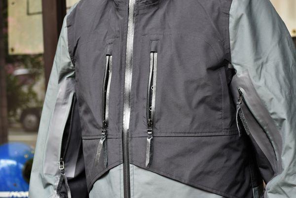 マックスフリッツライディングジャケットシリーズMFB-2152 オールウェザーパーカ