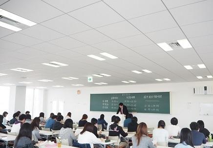 初日(実力テスト)