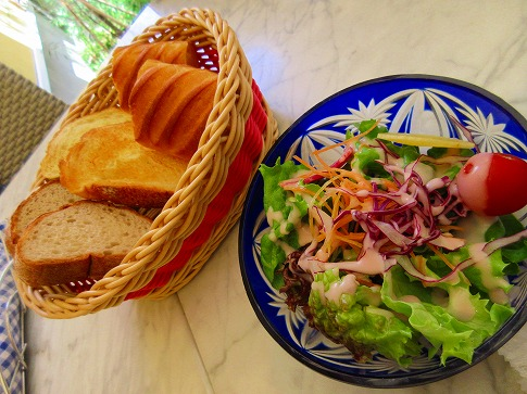 ドギーズアイランド 17.5.11 Lunch