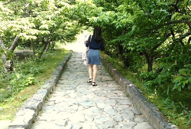 今帰仁城跡2
