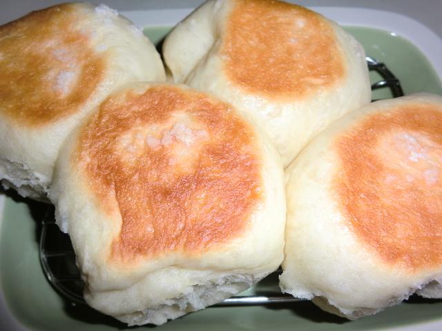 パンは簡単に作れる