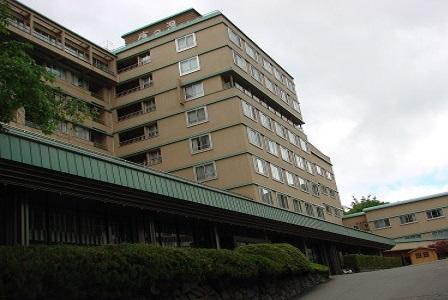 鹿ノ湯ホテル