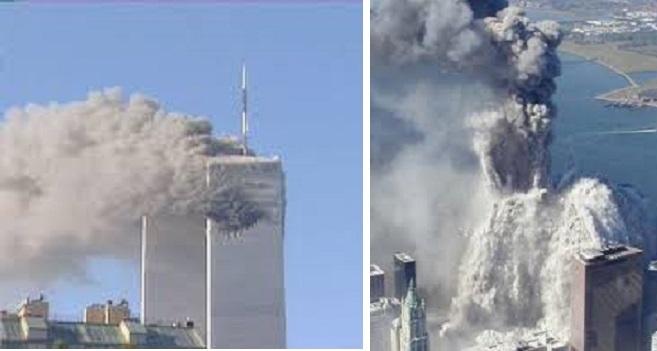 9/11火災