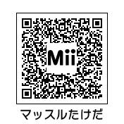 マッスル竹田(QRコード)