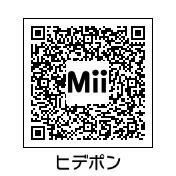 吉田秀夫(QRコード)
