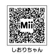 中村しおり(QRコード)