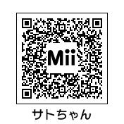 林サトコ(QRコード)