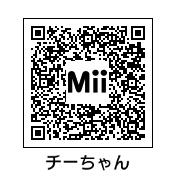 鈴木チヨ(QRコード)