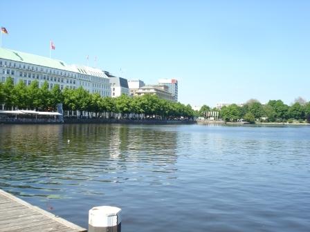 5月のハンブルグ