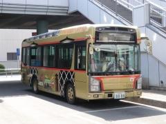 小江戸名所めぐりバス2960号車