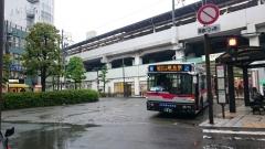 武蔵新城駅バス乗り場