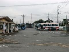 関鉄パープルバス下妻営業所