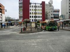 亀戸駅西側乗り場