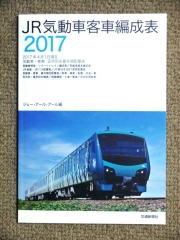 JR気動車客車編成表2017