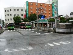 葛西駅西側バス乗り場