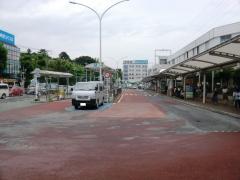 あざみ野駅バス乗り場