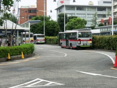 青葉台駅バス乗り場2
