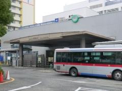 旧青葉台駅バス乗り場跡