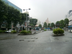 武蔵小杉駅北口バス乗り場