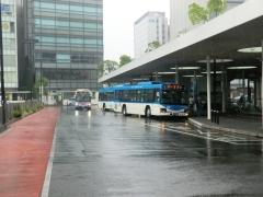 川崎駅東口・空島