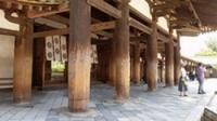 法隆寺大柱
