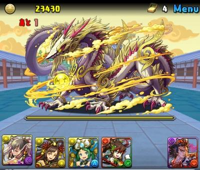 【パズドラ】「光の宝珠龍」スタート!!各階層に登場するモンスターがこちら