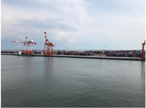4月30日 仙台港1