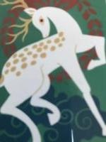神々の使者鹿