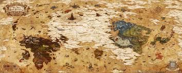 FF14世界地図