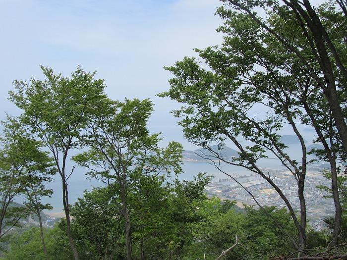 登りの眺めの場所 29.5.3